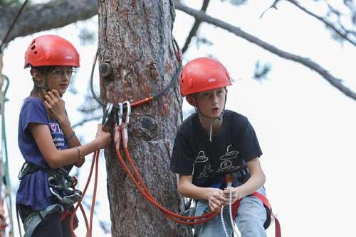 gite scolastiche Trieste Adventure Park